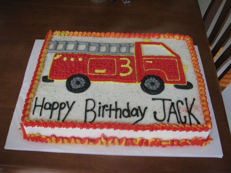 Fire Truck Cake Design : Firetruck Cakejpg Cake Ideas and Designs